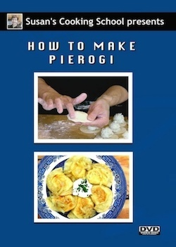 How to make pierogi  DVD